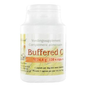 Herborist Buffered C 120 capsules