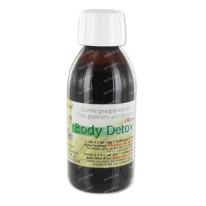 Herborist Body Detox 150 ml