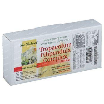 Herborist Tropaeolum Filipendula Complex 200 ml