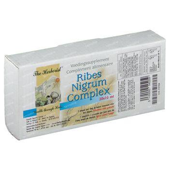 Herborist Ribes Nigrum Complex 200 ml
