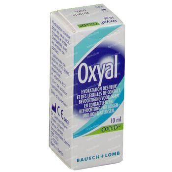 Oxyal Collyre 10 ml