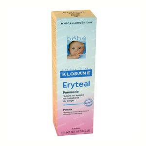 Klorane Bébé Erytheal 75 ml