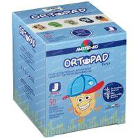 Ortopad Boys Junior Pans Oculaire 0-2 Ans 50 st