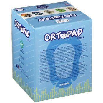 Ortopad Boys Regular Oogpleister 5+ Jaar 50 stuks
