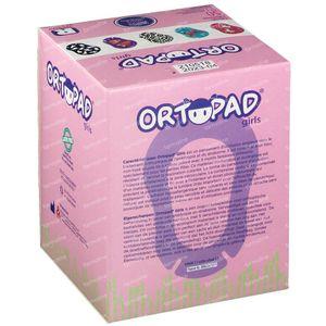 Ortopad Girls Regular Pans Oculaire 5+ Ans 50 pièces