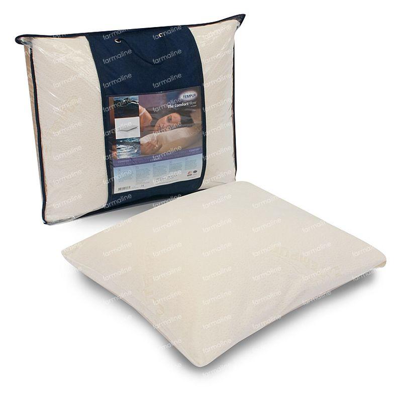 tempur comfort head pillow cover 50cm x 60cm 1 item. Black Bedroom Furniture Sets. Home Design Ideas