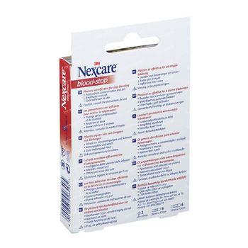 Nexcare Blood Stop Strips 3 Maten Assortiment 14 stuks