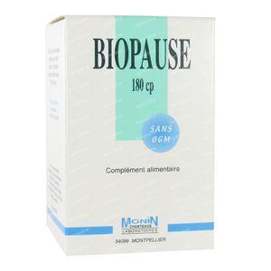 Biopause 180 St Comprimidos