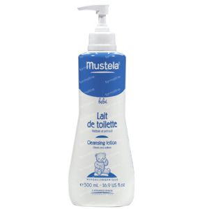 Mustela Toiletmelk 500 ml