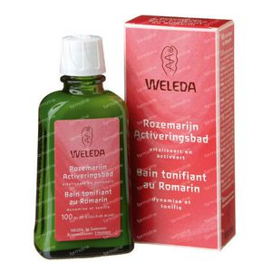Weleda Rosemary Activ Bath 100 ml