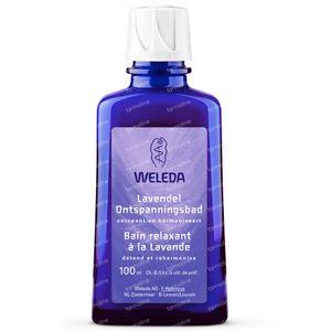 Weleda Lavender Relaxing Bath 100 ml