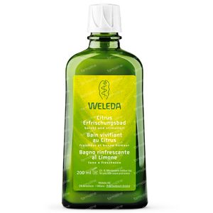 Weleda Citrus Refreshing Bath 200 ml