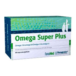 Omega Super Plus 90  capsules