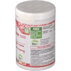 Be-Life Glucosamine 1500 60 St capsules