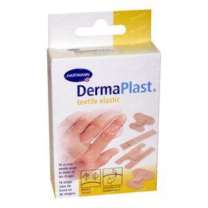 Hartmann Dermaplast Textiel Elastic Dedos 232/1 16 St
