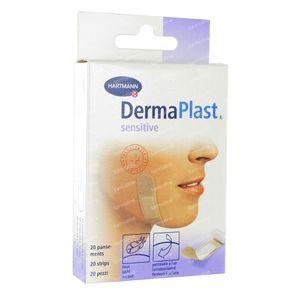 Dermaplast Sensitive Strips 20 St