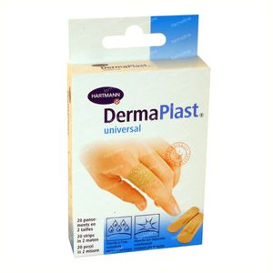 Dermaplast Universal Strips 20 St