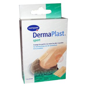 Dermaplast Sport 6cm x 1m 1 St