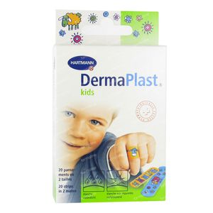 Dermaplast Kids Strips 20 pieces