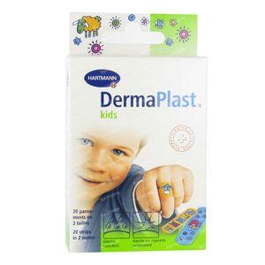 Dermaplast Kids Strips 20 unidades