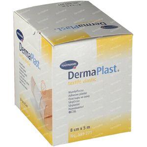 Hartmann Dermaplast Textile Elastique 8cm x 5m 5352711 1 pièce