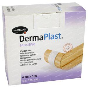Dermaplast Hosp Sensitive 4 cm x 5 m 1 st