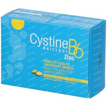 Cystine B6 Zink 120 tabletten