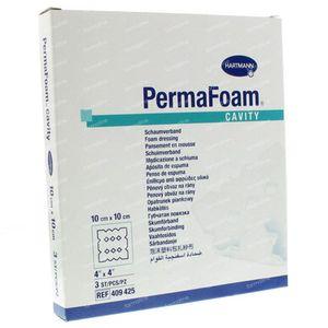 Hartmann PermaFoam Cavity 10 x 10cm 4094255 3 St