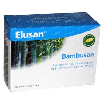Elusanes Bambusan Bambou 60 capsules