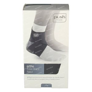 Push Ortho Ankle Orthesis Aequi Right 31-34cm T2 1 item