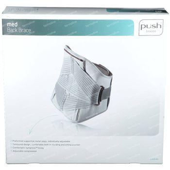 Push Med Support Lombaire 97-110cm T4 1 st