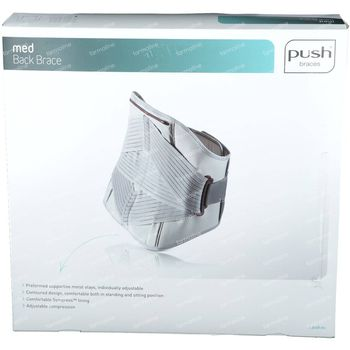 Push Med Support Lombaire 110-125cm T5 1 pièce