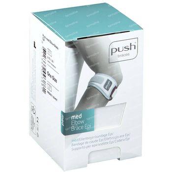 Push Med Bandage de Coude EPI Gauche/Droite Réglable 1 pièce