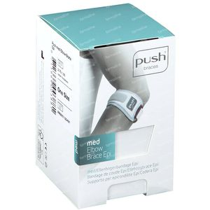 Push Med Elleboogbrace EPI Links/Rechts Verstelbaar 1 stuk