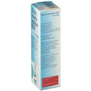 Xylometazoline EG 100mg/100ml 10 ml spray