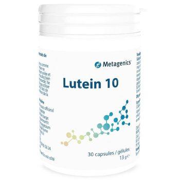 Luteine 10 30 capsules