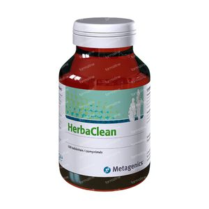 Herbaclean 100 St Comprimidos