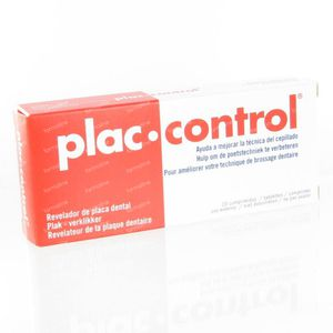 Plac Control 20 tabletten