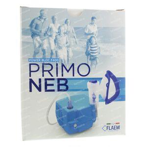 Primo-Neb Aerosol Flaem With Suction Pump 1 pezzo
