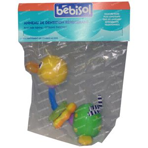Bebisol Bite Ring Cooling Large Model Duck 1 pieza