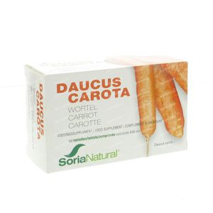 Daucus carota 400mg 35-S 60 tabletten