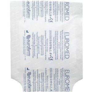 Euromed 10cm x 10cm Pansement d'Ile Sterile 1 pièce