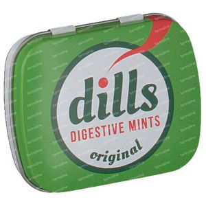 Dills Digestive Mints 24 St Tabletten