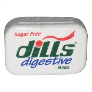 Dills Digestive Mints 24  tabletten