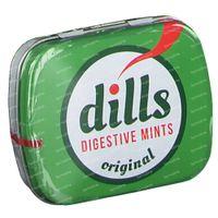 Dills Digestive Mints 15 Tabl. 24  tabletten