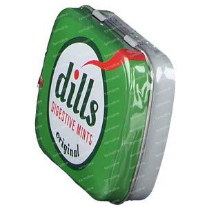 Dills Digestive Mints 24 comprimés