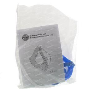 Pari P7V Soft Mask Child Blue 1 item