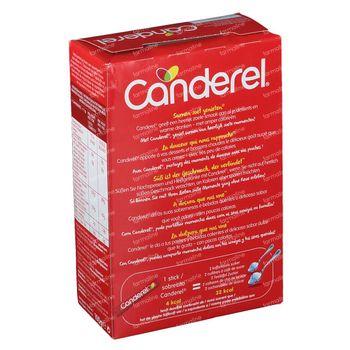 Canderel Sticks 100 pièces
