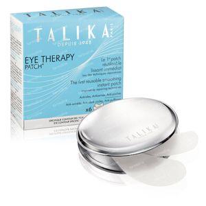 Talika Eye Therapy 6 Patchs + Storage Case 1 set