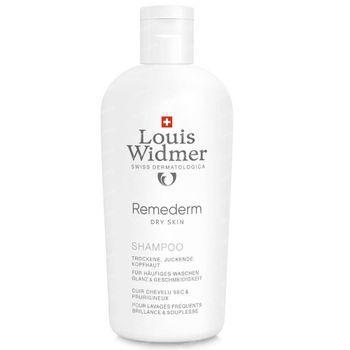 Louis Widmer Remederm Shampoo Zonder Parfum 150 ml